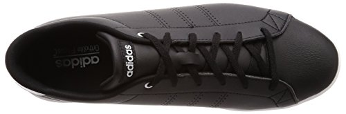 more photos 84225 f8de9 ... adidas Damen Advantage CL QT Fitnessschuhe Schwarz (Core Blackftwr  White) ...