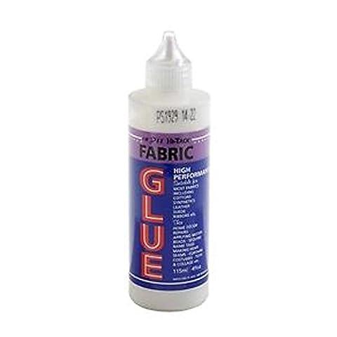 Hi-Tack Glue - Fast Tack, Fray Stop, Fabric, Fabric Stiffener, Trim it, No Sew (Fabric - HT1400)