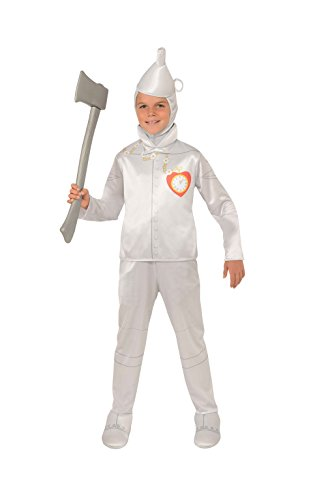 Of Kostüm Oz Kinder Wizard - Rubie 's OFFIZIELLER The Wizard of OZ The Tin Man, Kind Kostüm - Medium