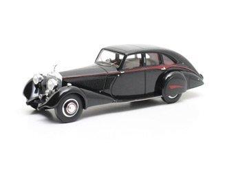 rolls-royce-phantom-ii-continental-parcheggio-ward-1934-resina-vettura