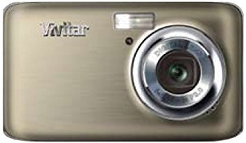 Silver : Vivitar 14.1mp Hd Digital Compact System Camera, Colors/styles May Vary