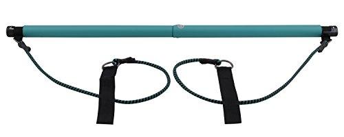 FITNESS attrezzature di allenamento completo di GUIDA & DVD - portable pilates studio
