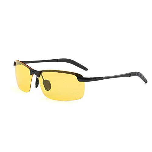 Gankmachine Männer Vintage polarisierten Sonnenbrillen Sonnenbrillen Driving Brillen Outdoor-Brillen