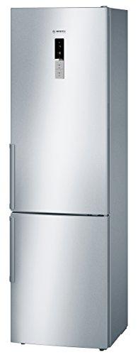 Unten Gefrierschrank-freistehend Mit Gefrierfach (Bosch KGN39XI45 Serie 6 Kühl-Gefrier-Kombination / A+++ / Kühlen: 269 L / Gefrieren: 86 L / Inox-antifingerprint / No Frost / LED Beleuchtung)