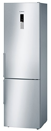 Bosch KGN39XI45 Serie 6 Kühl-Gefrier-Kombination / A+++ / Kühlen: 269 L / Gefrieren: 86 L / Inox-antifingerprint / No Frost / LED Beleuchtung