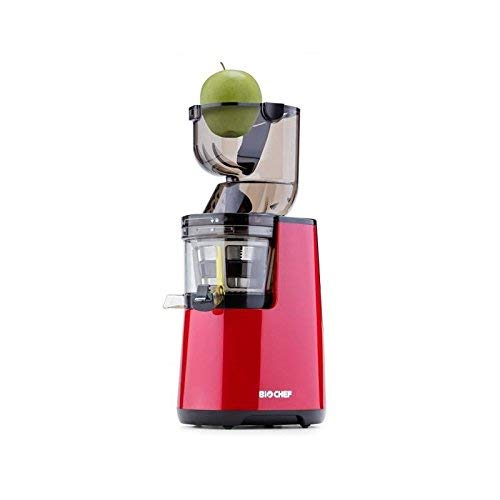 Biochef Extracteur de Jus Biochef Atlas Whole Slow Juicer - Rouge, 250