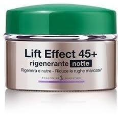 Somatoline - Cosmetic lift effect 45+ rigenerante notte 50 ml