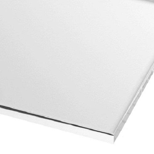 Klare Acryl-tabelle (1,5mm Plexiglas klar Acryl Kunststoff Tabelle 14Größen zur Auswahl 297mm x 210mm / A4 farblos)