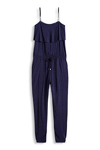 Esprit 046EE1L002 - Combinaison - Relaxed - Femme Bleu (Navy)