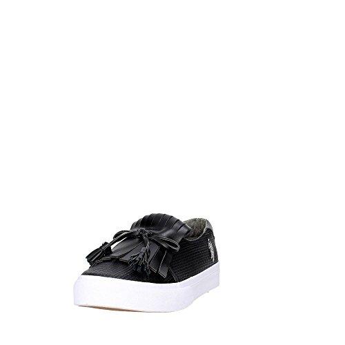 U.S. Polo Assn. GALAD4121S7/Y2 Slip On Femme Noir