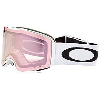 Oakley Unisex-Erwachsene Sportbrille Fall Line 708512 0 Weiß (Matte White/Prizmsnowsapphireiridium) 99