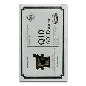 Pharma Nord Bio Quinone Q10 Gold 100mg Ubiquinone (60 capsules, 100mg) by PHARMA NORD