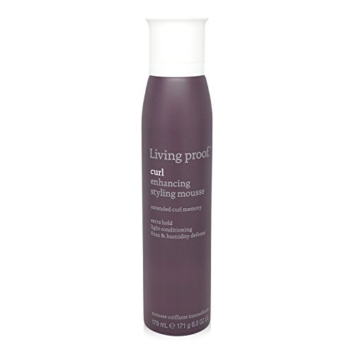 Living Proof Curl Enhancing Styling Mousse for Unisex, 6 Ounce by PerfumeWorldWide, Inc. Drop Ship