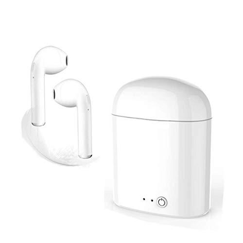 Wärme music Écouteurs Bluetooth V4.2,Oreillette Bluetooth...
