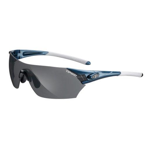 TIFOSI Podium Sky Blue Sport Fahrrad Freizeit Sonnen Brille mit Wechsel Glas