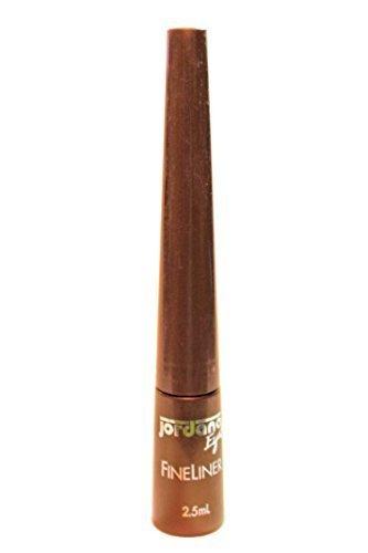 Jordana Liquid Fine Eyeliner - Bronze by Jordana - Jordana Liquid