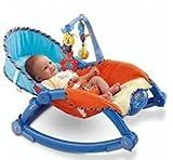#3: Baby Station Newborn to Toddler Portable Baby Rocker (NBT)