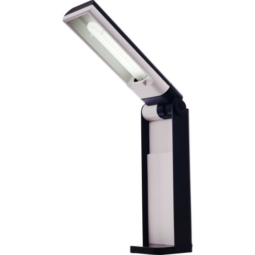 Desk Für Glas Top (SUPERBRIGHT 75-light02Tisch Top Faltbar Schreibtisch Lampe)