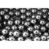 500 9.5mm steel ball bearings