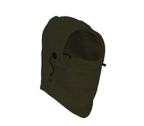 VISKEY Multifunction Fleece Double Layers Warmer Balaclava Ski Sport Face Mask