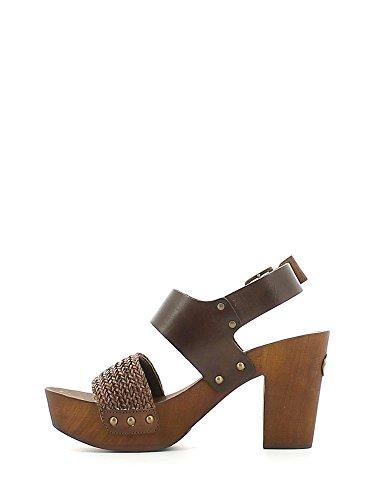 Lumberjack SW26206-001 B01 Sandalo Donna Dk Brown