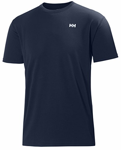 Helly Hansen Herren Hh Training T-Shirt Evening Blue