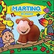 Martino el mono/Martino the monkey (Chiflidos/Whistles) por Paula Vera