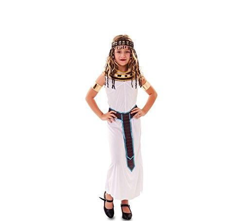 Kinder Kostüm Weibliche Ägyptischen - Fyasa 706505-t02Ägyptische Mädchen Kostüm, Mittel