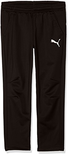 PUMA Kinder Liga Training Pants Core Jr Hose, Black White, 176 -