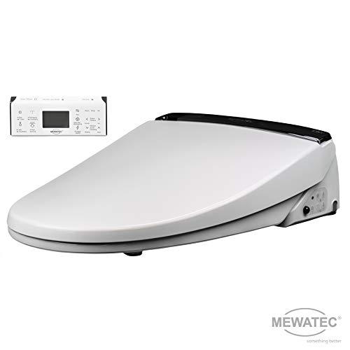 MEWATEC Marken Dusch-WC Aufsatz E900 Bidet Toilettensitz Preis-Leistungs-Sieger
