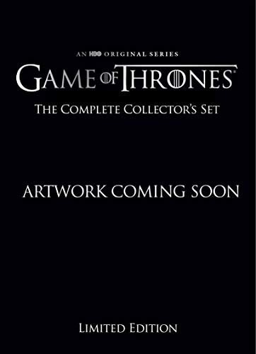 Game of Thrones Complete Collector's Edition  [Blu-ray] [2019]
