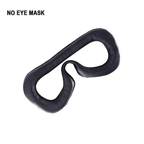 Runnerequipment Máscara Ojo Esponja Cuero Máscara