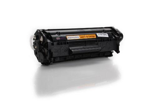 Toner kompatibel zu HP Q2612A | SCHWARZ / ca. 2000 Seiten |...