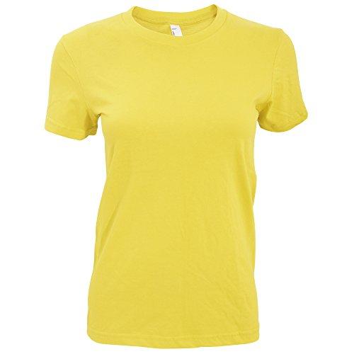 american-apparel-t-shirt-a-manches-courtes-femme-m-sunshine