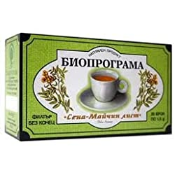 SENNA TEA Colon Cleansing & Constipation, Laxative