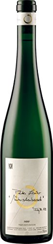 Weingut Peter Lauer Riesling Faß 12 Unterstenberg QbA Riesling 2015 Halbtrocken (1 x 0.75 l)