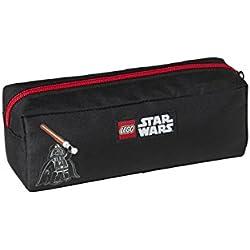 Lego Vline Star Wars The Dark Side Estuches, 21 cm, 1 Litro, Negro