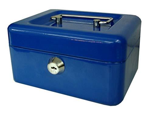 Btv serie ahorro - Caja caudales 11 80x150x115 azul