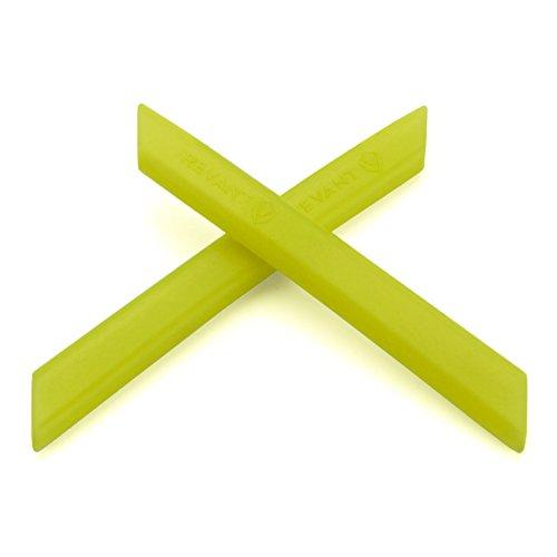 Revant MaxGrip® Gummiset für Oakley Jawbone - Glow in the Dark (Green)