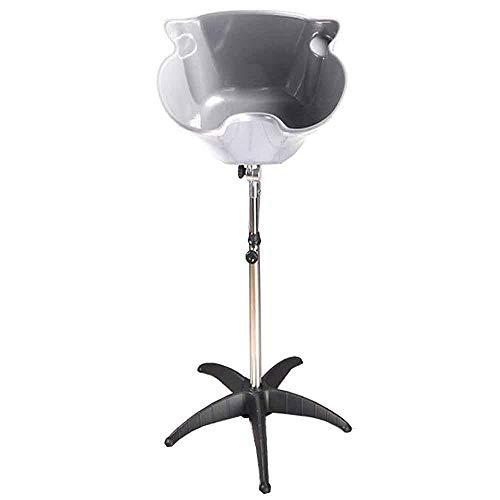 Mobiles Haarwaschbecken, verstellbar und schwenkbar Pequeño Negro