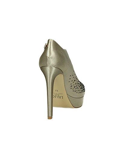 Liu Jo S16035t0380 Sandales femmes Champagne