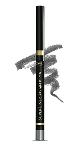 Loreal paris Super Liner GelMATIC Eyeliner (Silver Mania) 0.3g with Ayur Product in Combo  available at amazon for Rs.692
