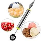 Stainless Steel Melon Baller Fruit/Icecr...