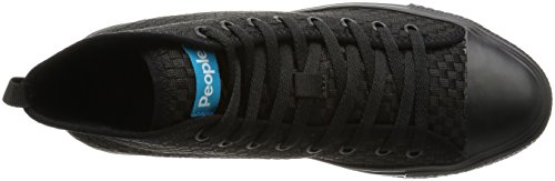 People Footwear Phillips High, The Phillips High Uomo Really Black