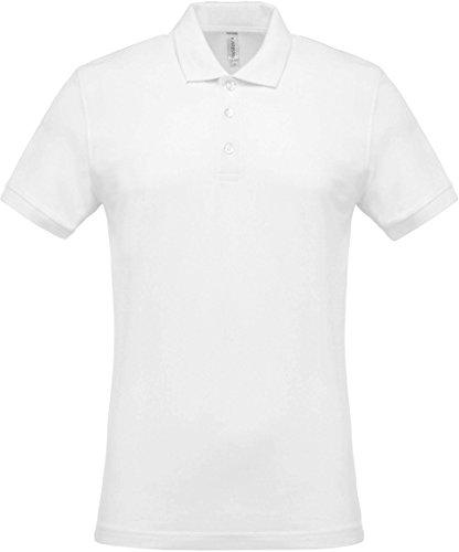 Kariban Herren Poloshirt Grau