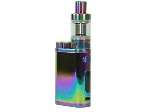 Totally Wicked Cigarrillo Electronico Pico Full Kit + 1 bote de liquido Sin Nicotina (Arco Iris)