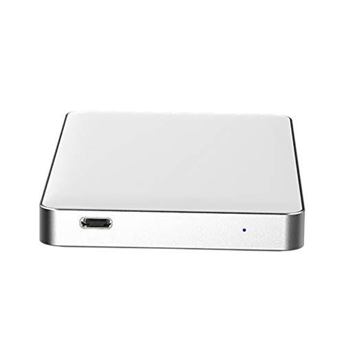 Festplatte USB3.0 / USB3.1Type-C-Schnittstelle Mobile 160G / 500G / 1 TB / 2 TB Mobile Speicherfestplatte Mit Hoher Kapazität Kompatibel Mit USB2.0 Mobile Weiß - Schnittstelle Festplatte