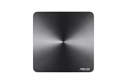 ASUS VM45 G053Z   Mini Ordenador de sobremesa (Intel Celeron 3865U  4 GB RAM  32 GB SSD  Intel HD Graphics 610  Windows 10 Pro Original) Gris Hierro