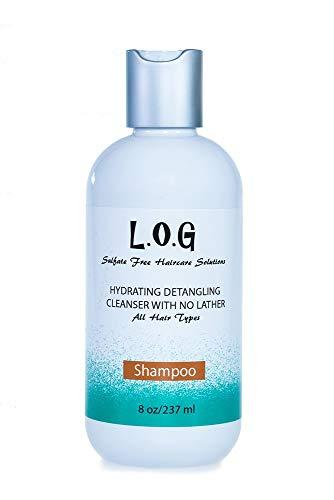 LOG Cosmetics My Mane Hair Hydrating Detangling Shampoo - Hydrating Detangling Shampoo