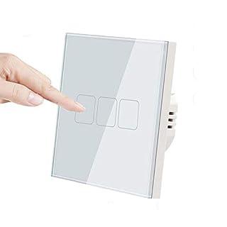 Wifi smart touch schalter 2 gang | Heimwerker-Markt.de